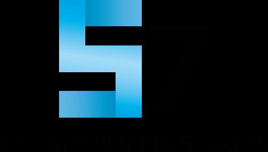S7 – EMPOWERING SALES Logo